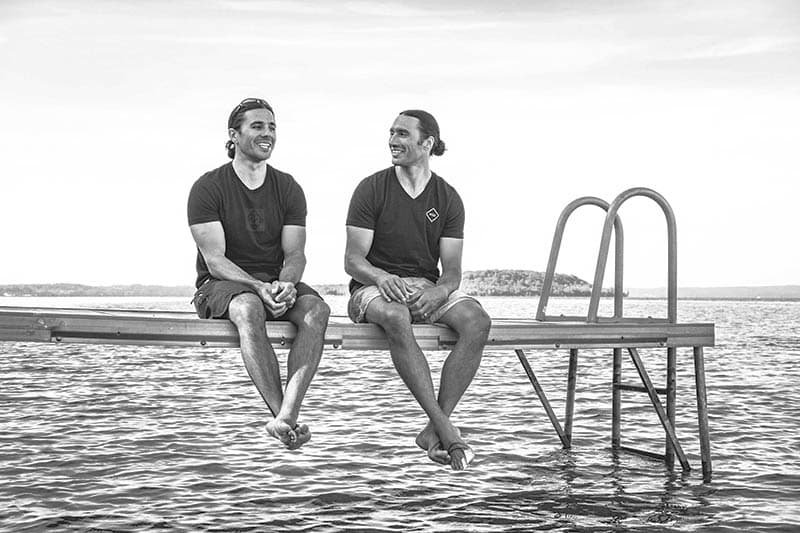 M22 CO-FOUNDERS: THE MYERS BROTHERS