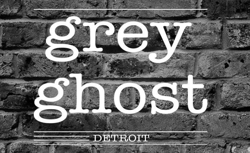 grey ghost detroit