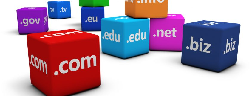 how to claim a domain name