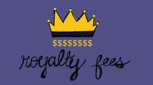 royalty fees